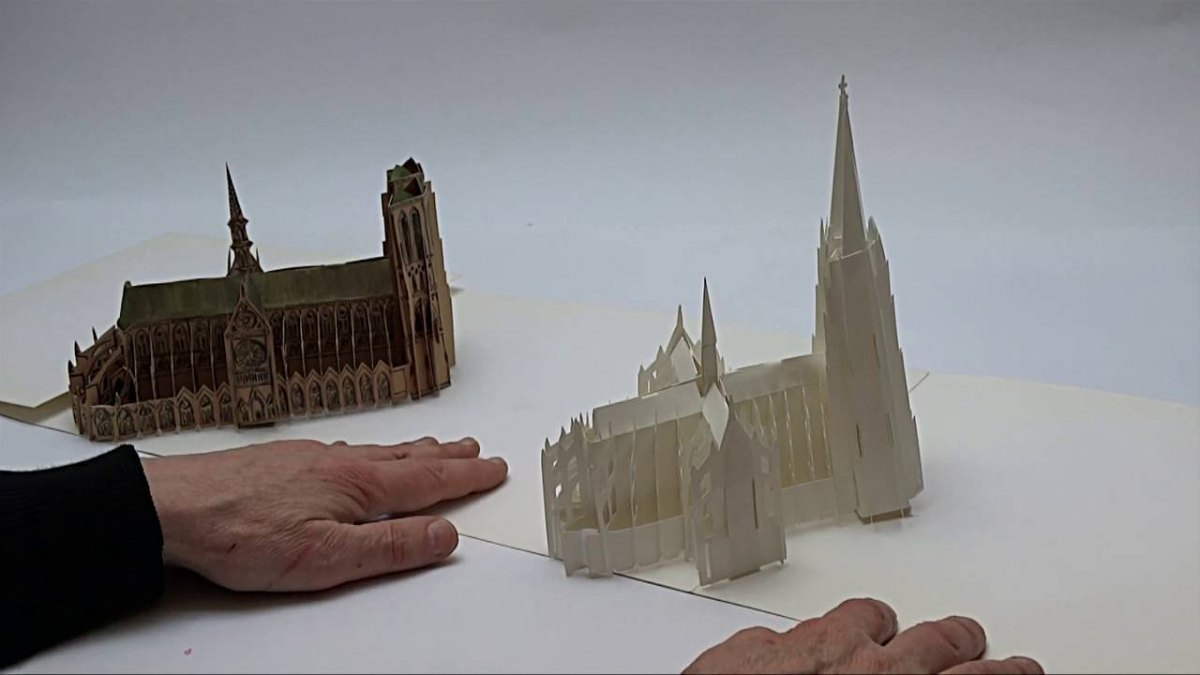 Embedded thumbnail for Cathedrals