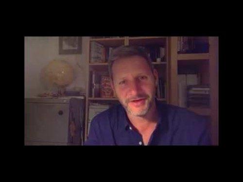 """Embedded thumbnail for Емануел Бергман, автор на романа """"Магията"""", към българския читател"""