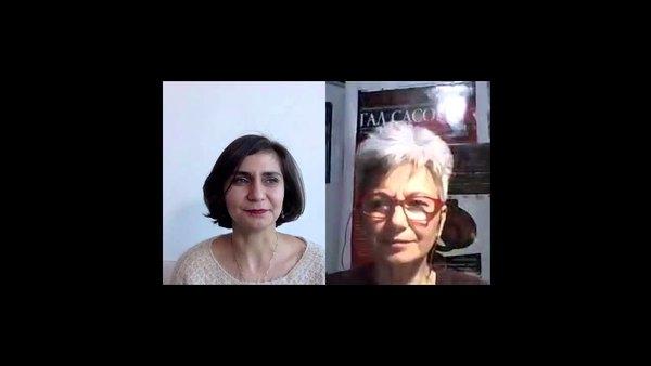 Embedded thumbnail for Мира Кели за същността и ползата от регресията. Разговор по скайп, част 1