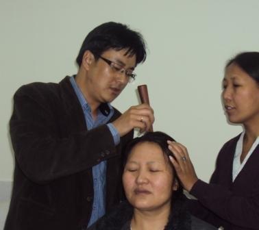 Тибетската медицина и нейния холистичен подход - лекция на д-р Тензин Гюрмей