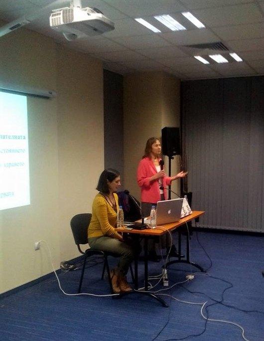 """Авторката на """"GAPS. Синдром на храносмилателната система и психиката"""" с презентация в София на 7 декември"""